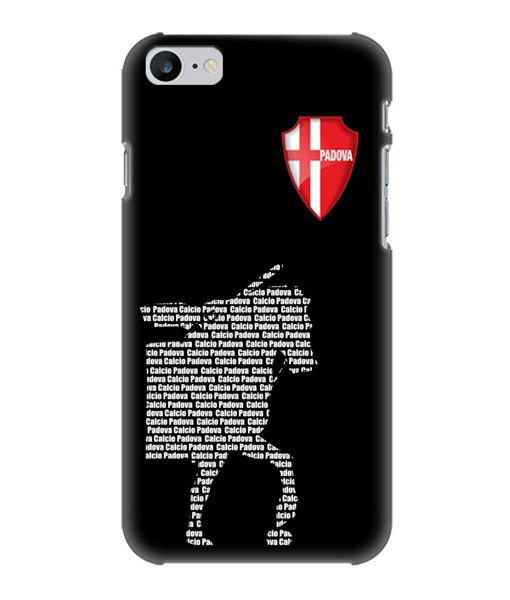 Biancoscudatistore.Cover.Small Horse.Morbida nera.iPhone 6