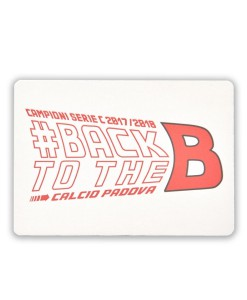 Biancoscudatistore.Mouse pad.Back to the B_1
